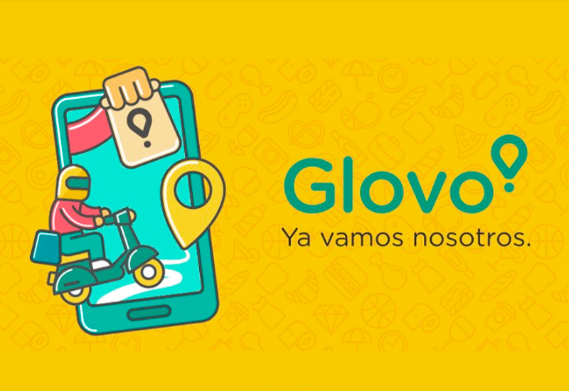Glovo WiPick Media